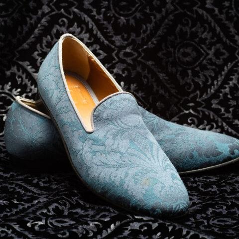 pantofola celeste nicolao atelier