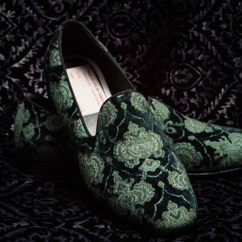 pantofola verde nicolao atelier