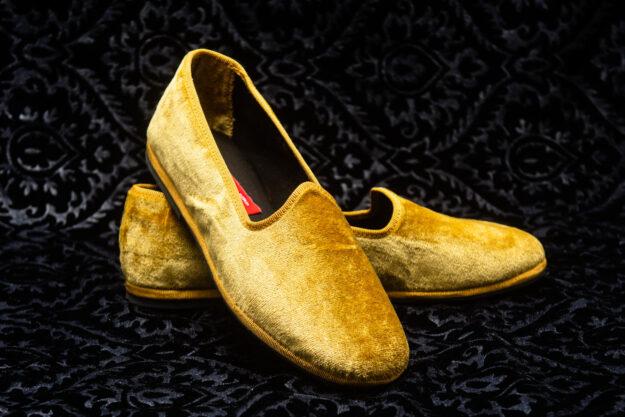 pantofola senape donna nicolao atelier