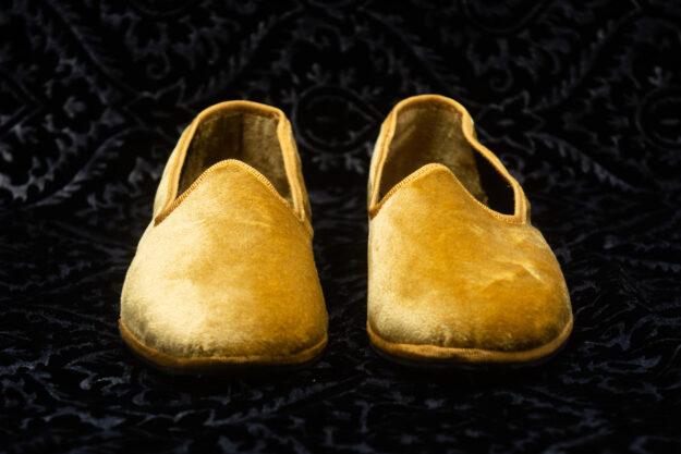 pantofola senape donna nicolao atelier 3